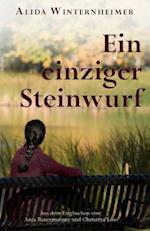 Ein Einziger Steinwurf af Alida Winternheimer