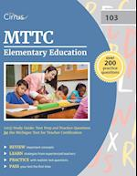 Mttc Elementary Education (103) Study Guide af Cirrus Test Prep