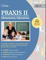 Praxis II Elementary Education af Cirrus Test Prep