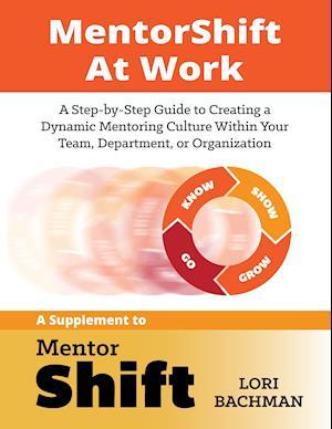 Bog, paperback Mentorshift at Work af Lori a. Bachman