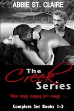 The Creek Series af Abbie St Claire