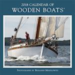 Wooden Boats 2018 Calendar