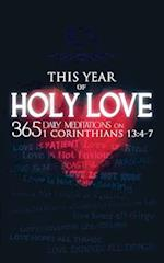 This Year of Holy Love