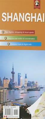 Shanghai Travel Map af Paul Taylor