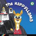 HappyLlama af Lisa Hill