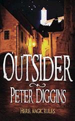 Outsider af Peter Diggins