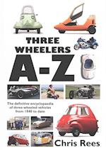 Three-Wheelers A-Z af Chris Rees