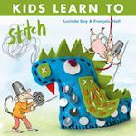 Kids Learn to Stitch af Lucinda Guy