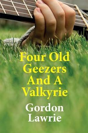 Bog, paperback Four Old Geezers and a Valkyrie af Gordon Lawrie