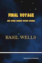Final Voyage and Other Science Fiction Stories af Basil Wells