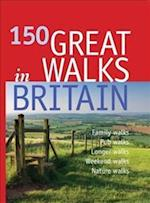 150 Great Walks in Britain