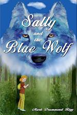 Sally and the Blue Wolf
