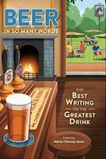 Beer, in So Many Words
