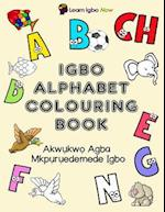 Igbo Alphabet Colouring Book