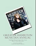 Greater Hamilton Musician Annual