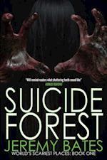 Suicide Forest af Jeremy Bates