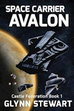 Space Carrier Avalon af Glynn Stewart