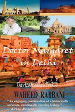 Doctor Margaret in Delhi