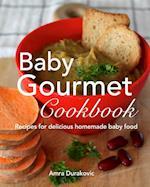 Baby Gourmet Cookbook af Amra Durakovic