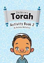 Children's Torah Activity Book 2