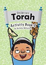Children's Torah Activity Book 3