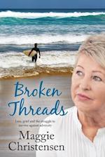 Broken Threads af Maggie Christensen