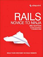 Rails: Novice to Ninja af Glenn Goodrich