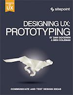 Designing UX - Prototyping