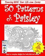 50 Patterns of Paisley