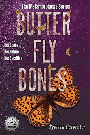 Bog, hæftet Butterfly Bones af Rebecca Carpenter