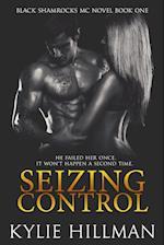 Seizing Control af Kylie Hillman