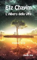 Etz Chayim - L'Albero Della Vita - Vol. 1 Di 12 af Chayim Vital