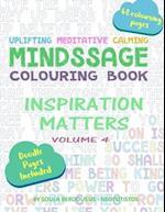 Mindssage Colouring Book