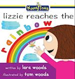 Lizzie reaches the rainbow af Lara Woods