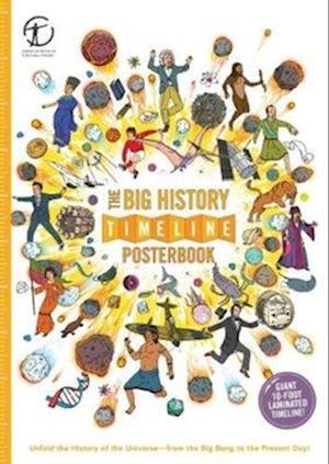 Bog, paperback The Big History Timeline Posterbook af Christopher Lloyd