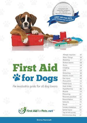 Hammett, E: First Aid for Dogs