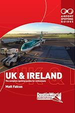 Airport Spotting Guides UK & Ireland af Matt Falcus