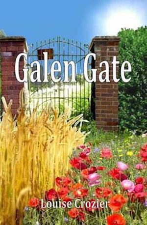 Bog, paperback Galen Gate af Louise Crozier
