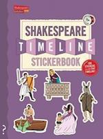 The Shakespeare Timeline Stickerbook
