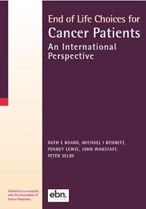 End of Life Care for Cancer Patients