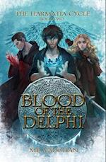 Blood of the Delphi (The Harmatia Cycle, nr. 2)