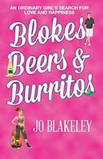Blokes, Beers & Burritos af Jo Blakeley