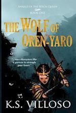 The Wolf of Oren-Yaro af K. S. Villoso
