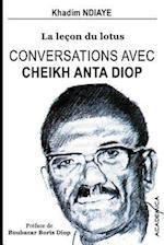 Conversations Avec Cheikh Anta Diop