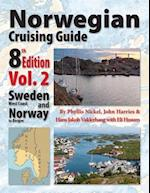 Norwegian Cruising Guide 8th Edition Vol 2