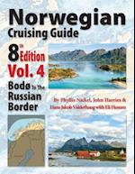 Norwegian Cruising Guide 8th Edition Vol 4