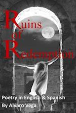 Ruins of Redemption Poetry in English and Spanish af Alvaro Vega