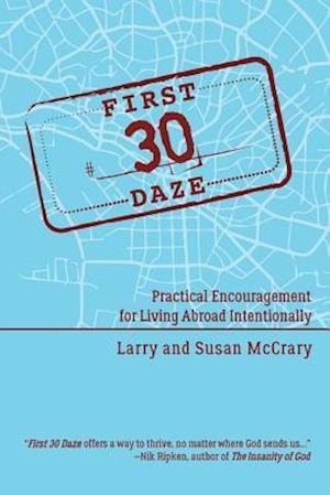 Bog, paperback The First 30 Daze af Larry E. Mccrary