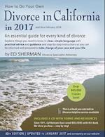How to Do Your Own Divorce in California in 2017