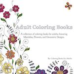 Adult Coloring Books af Coloring Books for Adults